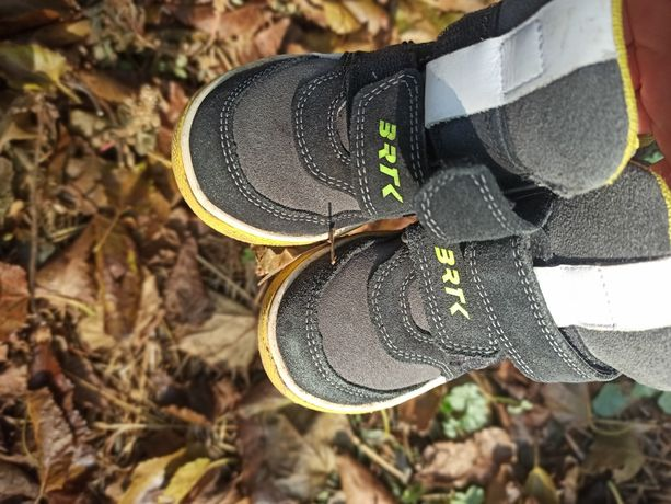 Ботинки деми для мальчика 27 р