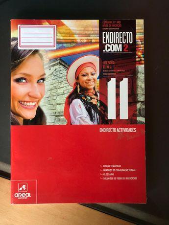 Cadernos de atividades 11.° ano