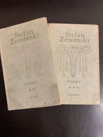 Popioły - Stefan Żeromski, cz.2 i cz.3