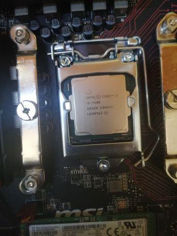 Procesor Intel core i5 7400 lga1151