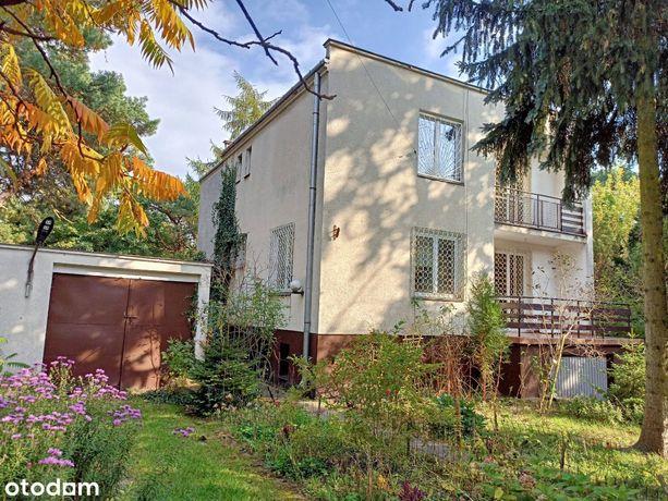 Dom w Radości na Bajkowej z dużym ogrodem