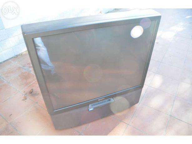 Sony kp 41 s 4 retro projecção tv