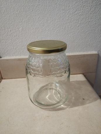 Frascos para 1kg de mel