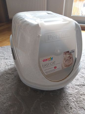 Kuweta dla kota 54x 40x 40 zamykana Easy Cat