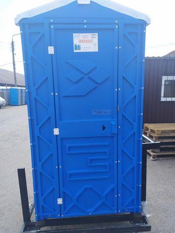 Биотуалет (туалетная кабина), уличный туалет на дачу или стройку