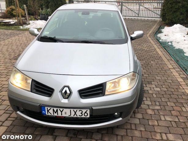 Renault Megane Renault Megane Srebrna Strzała