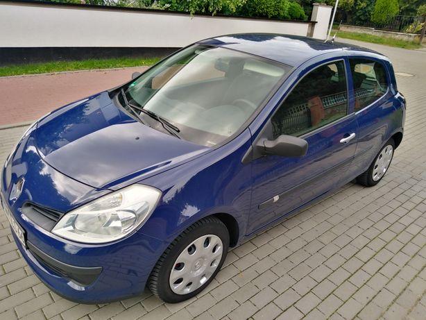Renaut Clio 3 benzynka nowe sprzęgło pierwszy właściciel