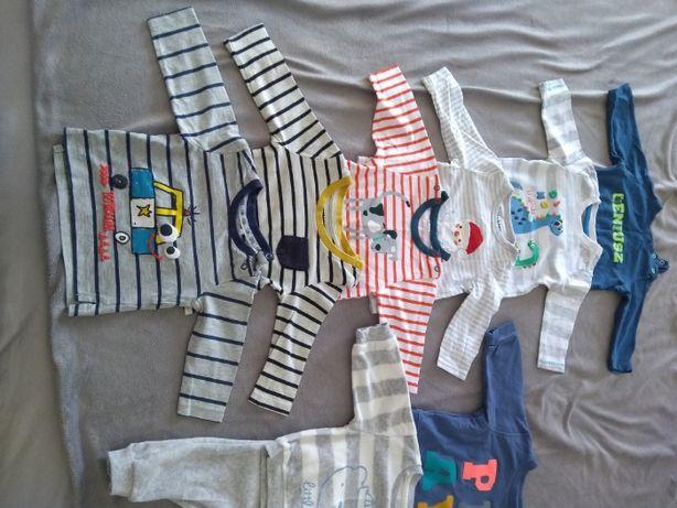 Ubranka dla chłopca 62-68