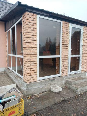 Вікна двері,балкони
