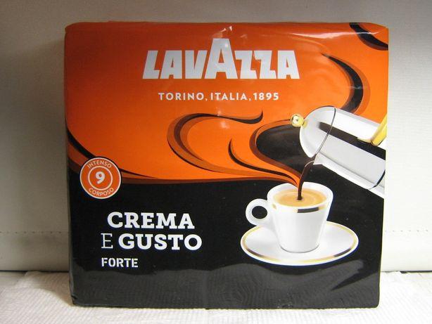 Кофе молотый Lavazza Crema e Gusto Forte