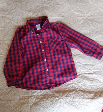 Рубашка Zara boy
