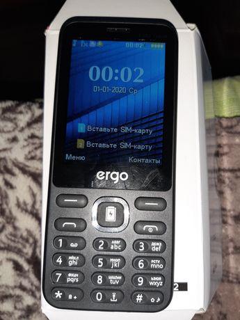 Продам телефон ergo