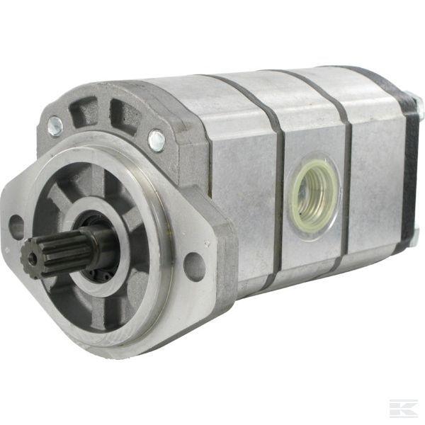 pompa hydrauliczna pel-job volvo ec14 volvo ec15