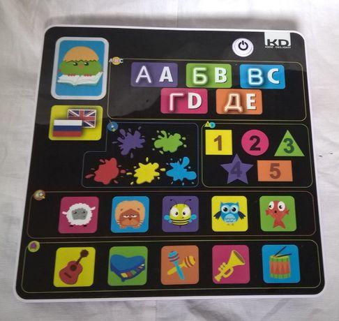 Kidz Delight (KD) Мой первый планшет,обучающий музыкальный