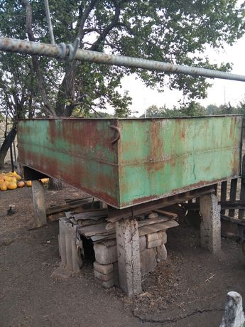 Бак для зберігання рідкого пального.(5 тон)