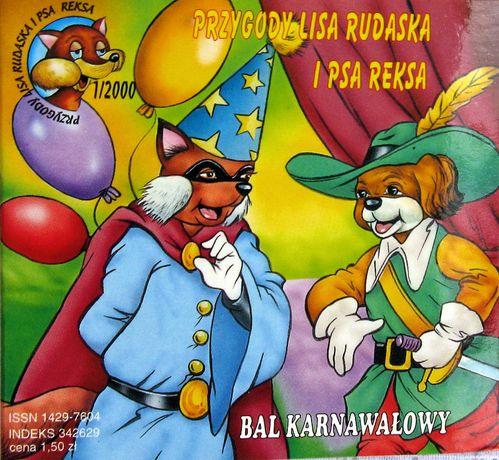 Bajki-różne/Bal karnawałowy,Mieszkańcy ZOO i inne