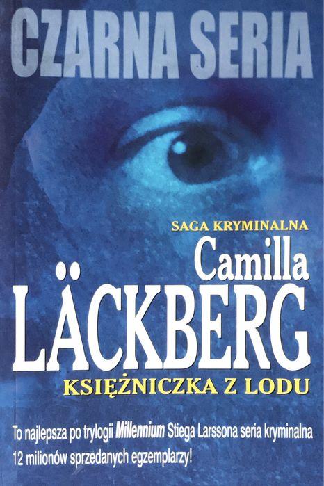 Camilla Lackberg - Saga o Fjallbace Tychy - image 1
