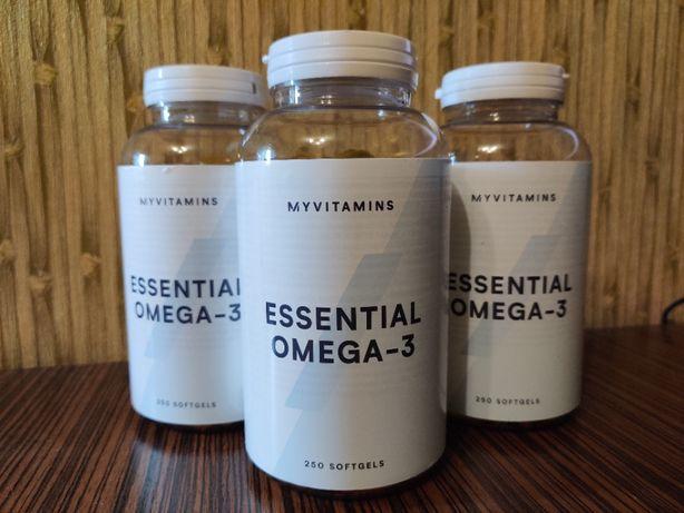MyProtein Омега-3 1000mg (6 банок по 250 капсул)