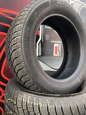 Michelin Latitude Alpin 255/55 r18 зима