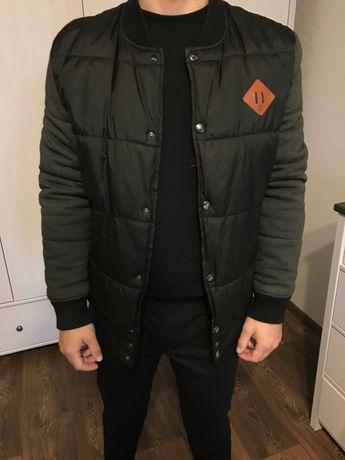 Куртка мужская ветровка бомбер