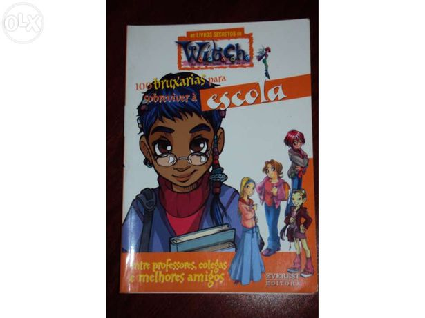 """Livro """"Witch: 100 bruxarias para resistir à escola"""""""
