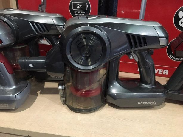 Hoover Rhapsody RA22SE 011 пилосос акумуляторний