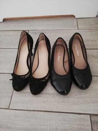 2 pary butów 38
