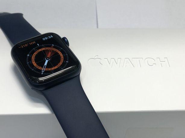 Apple watch 6 40mm/ Niebieski/ Pełna Gwarancja/ Smartwatch