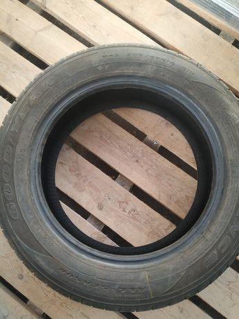 Резина Goodyear 205/55 R16 всесезон 1шт