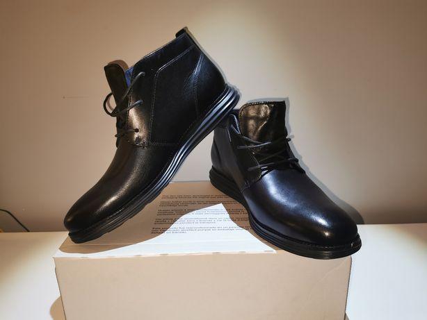 Buty skórzane Cole Haan
