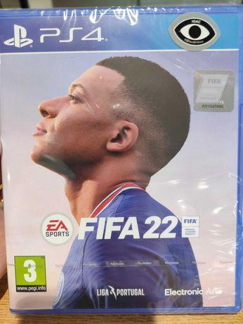 Fifa 22 Ps54 e dá para ps5 PlayStation 4 Novo Selado fifa 2022 fifa22