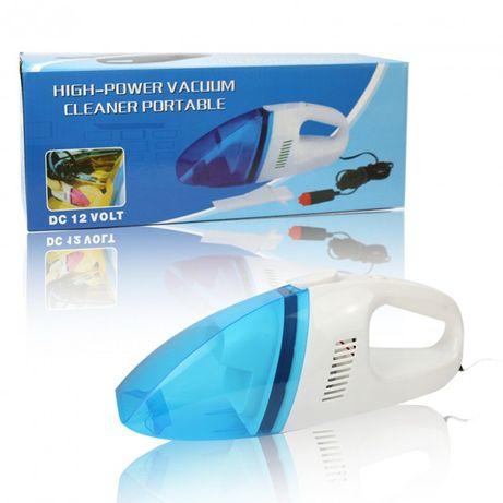 Пылесос автомобильный high power vacuum cleaner
