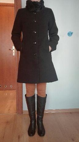 Płaszcz jesienny zimowy