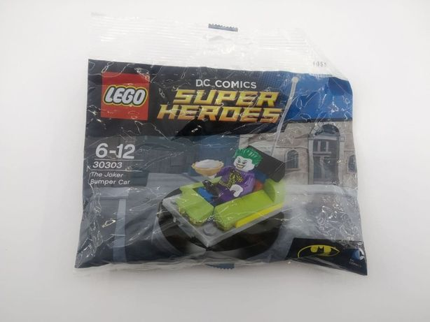 LEGO Super Heroes Электромашинка Джокера (30303)