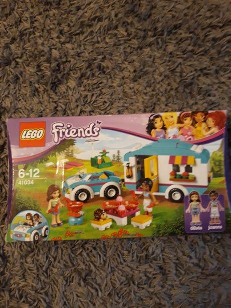Lego friends 41034 przyczepa kempingowa