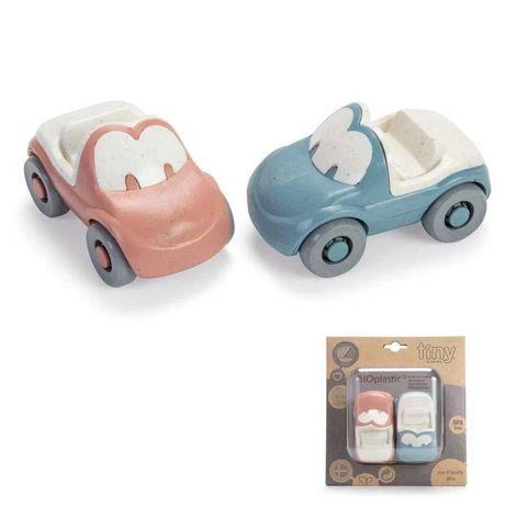 Dantoy BIO TINY autka samochodzik FunCars zestaw 2 szt