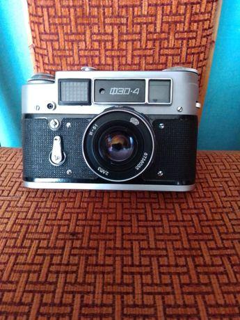 Aparat fotograficzny FED 4