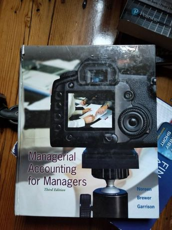 Managerial Accounting for Managers livro