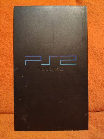 PlayStation 2 + pad+kierowca+gra+kamera+kable