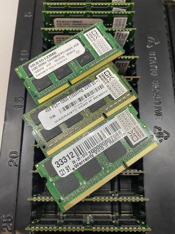 Пам'ять для ноутбука So-Dimm DDR3 4Gb 8Gb 1333 1600Mhz 12800 10600 1.