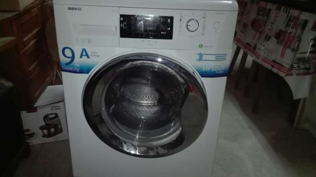 Maquina lavar roupa beko