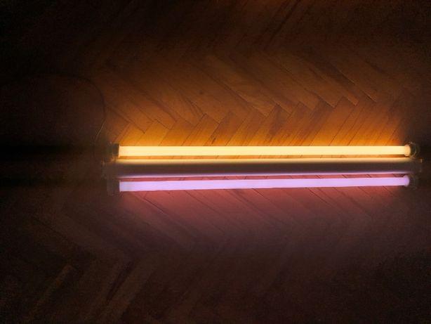 Lampa aquael świetlówki