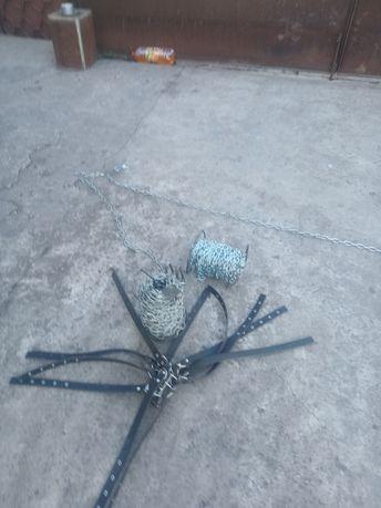 Продаю ципки ошейники коловорот карабины