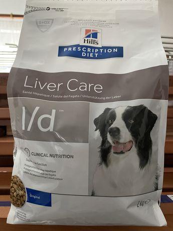 Ração Cão Hills Liver Care 2kg
