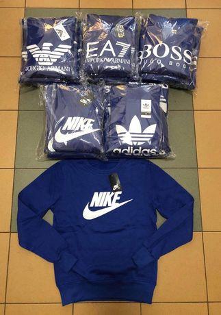 Bluzy  meskie z logo Nike Adidas Boss kolory M-XXL!!!