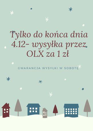 Promocja /ostatni dzień wysyłki za 1 zł z OLX