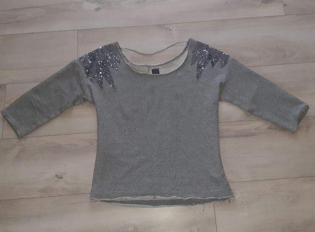 Oryginalna Bluzeczka Sweterek ZARA r. M