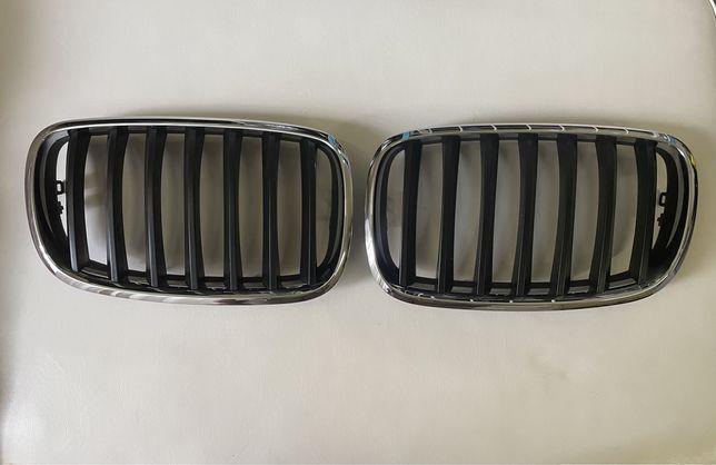 Решотка радиатора BMW X5 E70
