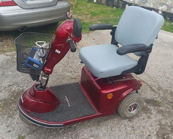 Wózek , skuterek inwalidzki wyprzedaż !