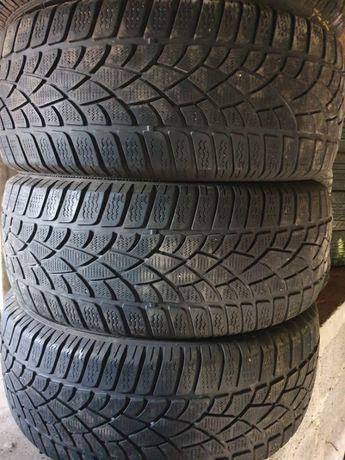 Opony Zimowe 225/55 R17 Dunlop Winter Sport 3D